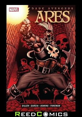 DARK AVENGERS ARES GRAPHIC NOVEL Collects Dark Avengers Ares #1-3 + Ares #1-5