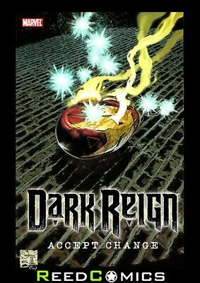 DARK REIGN ACCEPT CHANGE GRAPHIC NOVEL (256 Pages) New Paperback