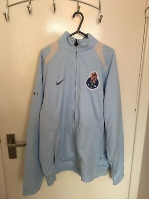 Fc Porto Nike Woven Warm Up Jacket 05/06 Large