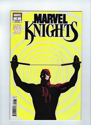 Marvel Knights 20th 1 Lee 1:25 variant