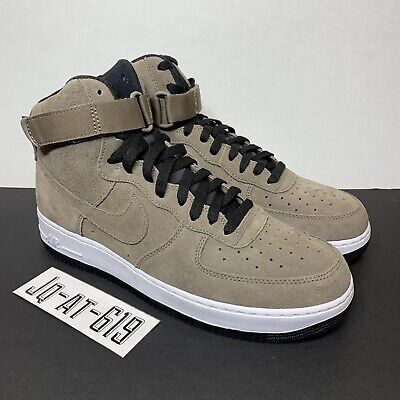 check out 82be5 24878 Nike Air Force One 1 High  07 Size 12 Dark Mushroom Brown 315121-205