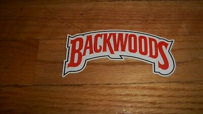 Backwoods Sticker Cigar