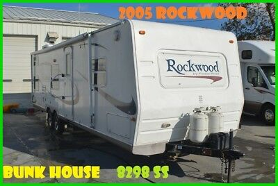 2005 Forest River Rockwood 8298SS Used