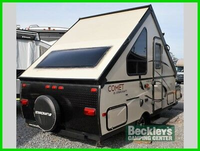 2015 Starcraft Comet Hardside H1232SB Used