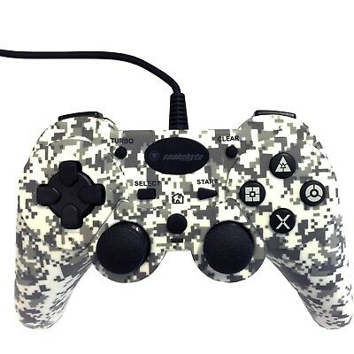 Snakebyte  Basic USB Wired Game Controller for PlayStation 3 SB01426