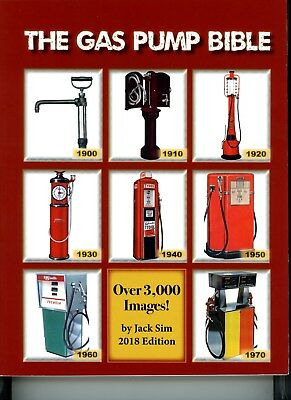 New Gas Pump ID book, the Gas Pump Bible, why buy an old one for $256 or more