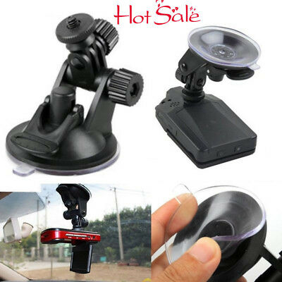 Portable Windshield Suction Cup Mount Holder Car Camera For Phone GPS Bracket US
