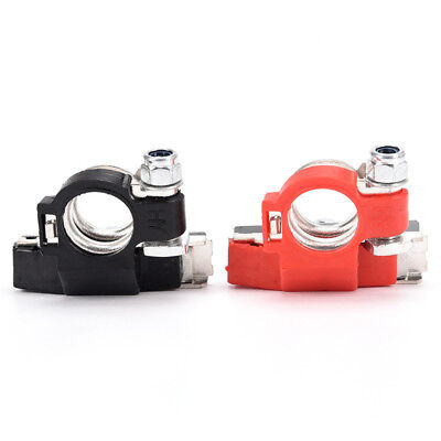 ​Pair Battery Terminal Heavy Duty Car Vehicle Quick Connector Cable Clamp Clip