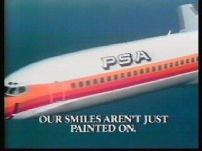 Psa Pacific Southwest Airlines Dvd  Us Airways American
