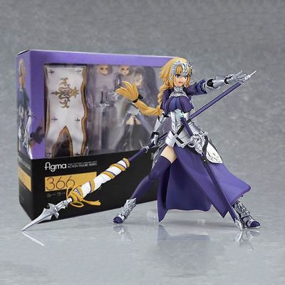 Anime Fate/Grand Order Ruler/Jeanne d'Arc Figma 366# Action PVC Figure With Box