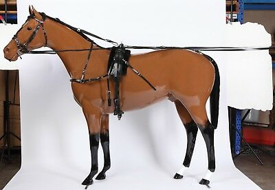 ZILCO SL Plus Driving Bridle with Blinkers