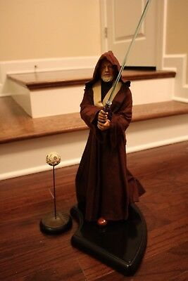 STAR WARS Obi-Wan Kenoibi ANH Sideshow EXCLUSIVE Premium Format NO BOX
