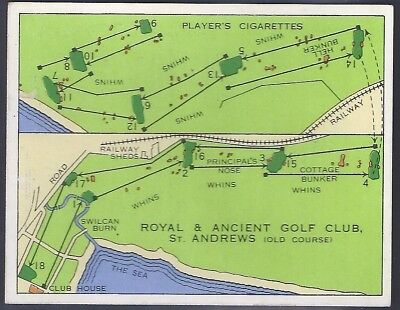 Players-Championship Golf Courses-#01- Royal & Ancient Golf Club St Andrews