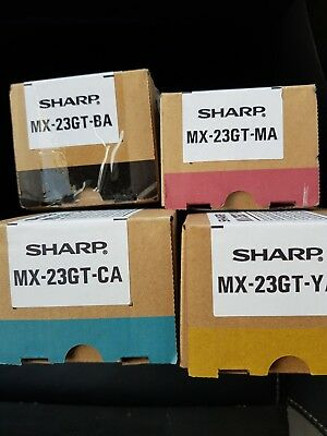 Sharp Mx23gt Toners