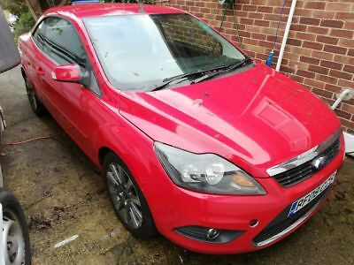 ford focus cc3 tdci REPAIRS