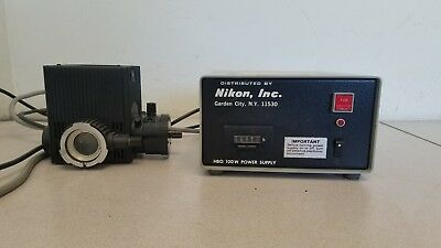 Nikon 78591 HBO 100W Power Supply with Lamp