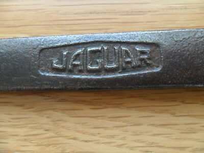 Vintage Jaguar Ssp 7/8 X 3/4 Af Open Ended Spanner Tool Kit Item
