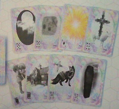 Baby Soft Lenormand Card Deck