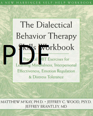 (PDF)The Dialectical Behavior Therapy Skills Workbook E-B00K|E-MAILED