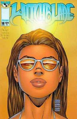 Witchblade (1995 series) #16 in Very Fine condition. Image comics [*xp]