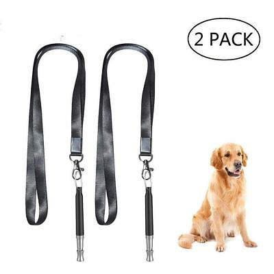 Dog Whistle,Dog Training Whistle to Stop Barking Adjustable Frequency Ultrasonic