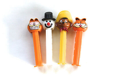 Garfield Pez Dispenser Mixed Lot!