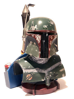 Boba Fett Bust by Legends In 3 Dimensions - Star Wars - Limited Edition - COA