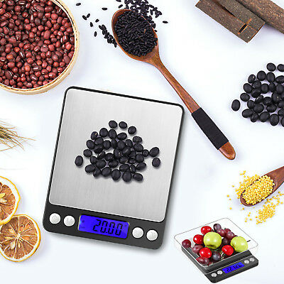 500g x 0.01g Jewelry Gold Weed Electronic Digital Weight Pocket Precision Scale