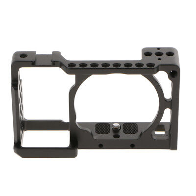 Camera Cage Stabilizer for Sony A6000 A6300 ILCE- 6000/6300 Digital Cameras