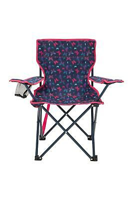 Mountain Warehouse Mini Chair Lightweight and Durable Compact - 38 x 38 x 60cm