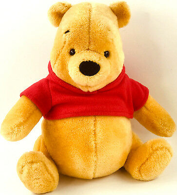 "Gund Disney Winnie The Pooh 12"" Inch Vintage Plush Stuffed Toy Animal Fantastic"