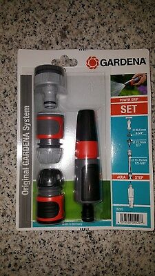 Gardena Power Grip Set