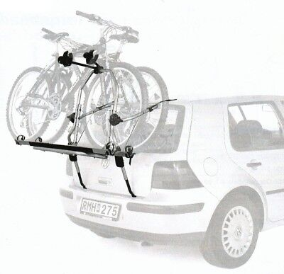 ClipOn High 9105 bike carrier for two bikes Thule bike