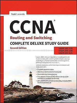 [PDF] CCNA Routing and Switching Complete Deluxe Study Guide Exam 100-105, Exam
