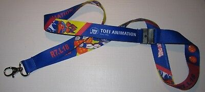 Dragon Ball Toei Animation Schlüsselband Lanyard NEU (A39)