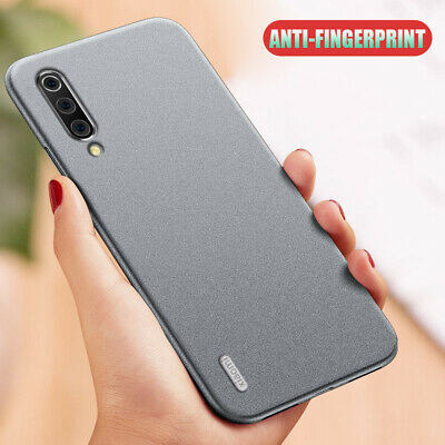 For Xiaomi Mi A2 8 Lite Mix 3 Shockproof Sandstone Hard PC Slim Back Cover Case