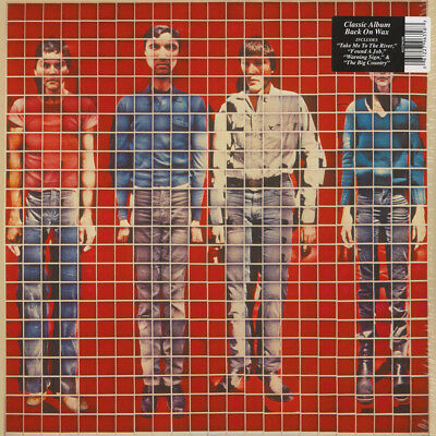 Talking Heads - More Songs About Buildings And (Vinyl LP - 1978 - EU - Reissue)