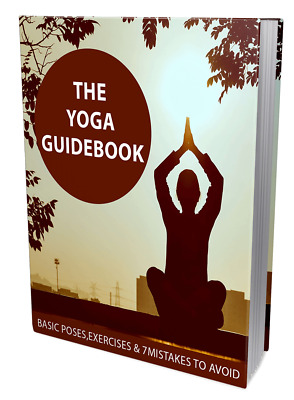 The Yoga Guidebook Pdf Ebook Ebooks E Book  Resell Right Free Shipping