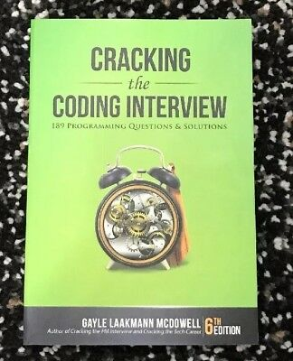 Cracking the coding interview pdf 5th