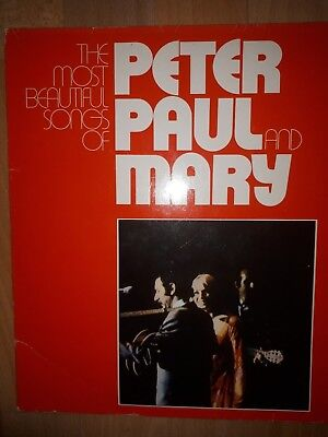 Doppel LP Peter Paul and Mary