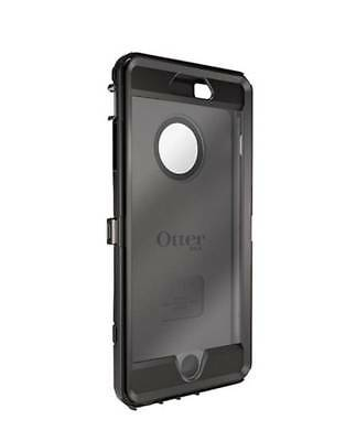OtterBox Defender Inner Shell Black Case+Screen Protector For iPhone 8 &iPhone 7