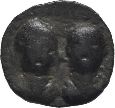 Lanz Byzantine Empire Justinian And Justin Pentanummium Tyche Antioch ±Bec2057