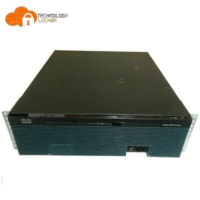 Cisco 3925 Router CISCO3925/K9