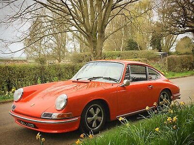'68 Porsche 912 - Lhd - Stunning Restored Condition - Matching Numbers