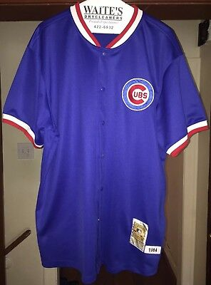 2f2fc9314 ... purchase authentic mitchell ness ryne sandberg 1984 chicago cubs blue  jersey sz 58 19183 d65f9