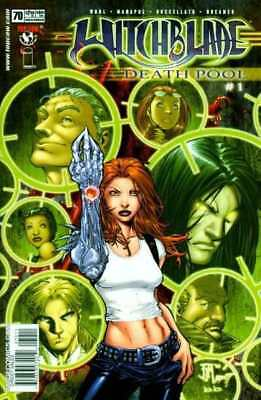 Witchblade (1995 series) #70 in Near Mint + condition. Image comics [*op]
