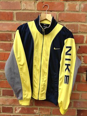 80s Spellout Sz Small Court Tracksuit Rare 90s Vintage Nike Jacket 0mNOv8nw