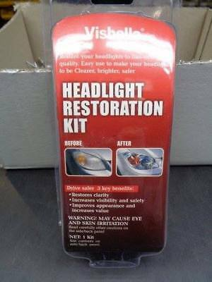 Headlight Restoration Kit Restores clarity Increases visibility $7.95 Pick Up