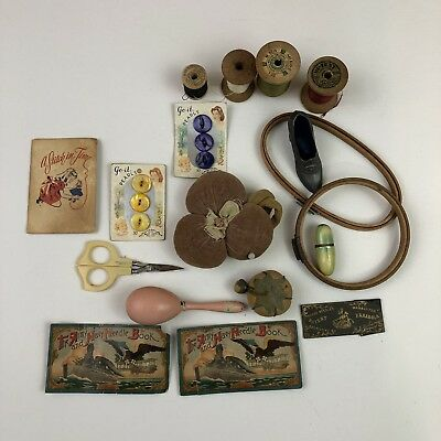 Antique Collection Sewing Supplies