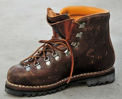 Heavy Boots Vintage Brown Polo 10½ Ralph All M Duty Hiking Sport Lauren Leather nXOZwN80Pk